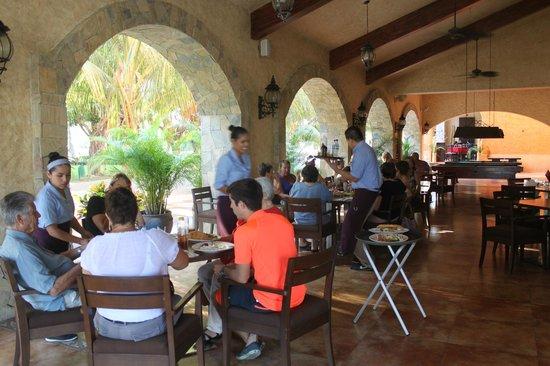 We Restaurant: buen ambiente