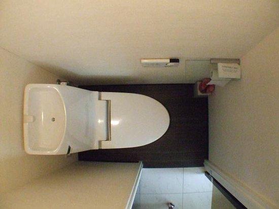 S-peria Hotel Nagasaki: Toilet