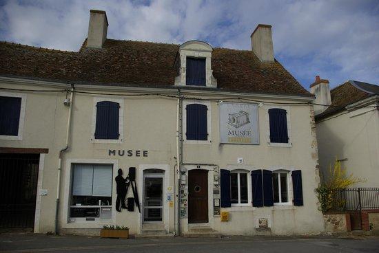 Gracay, فرنسا: Le Musée de la Photographie de Graçay