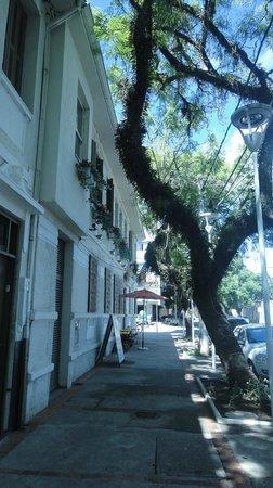 Porto Alegre Hostel Boutique: Fachada