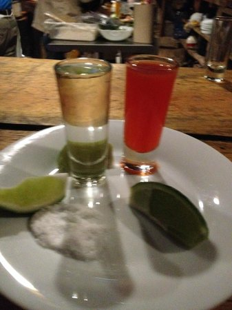 Zulum Beach Club Restaurant: Night Cap