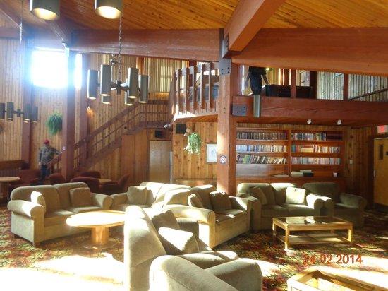 Fairmont Mountainside Vacation Villas: Rec Center