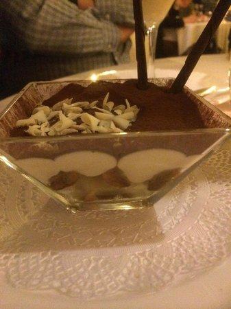 Ristorante Antico Martini: Tiramisu