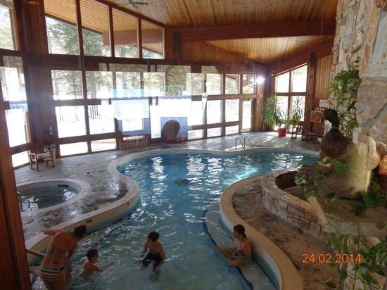 Fairmont Mountainside Vacation Villas: Pool at the Rec Center