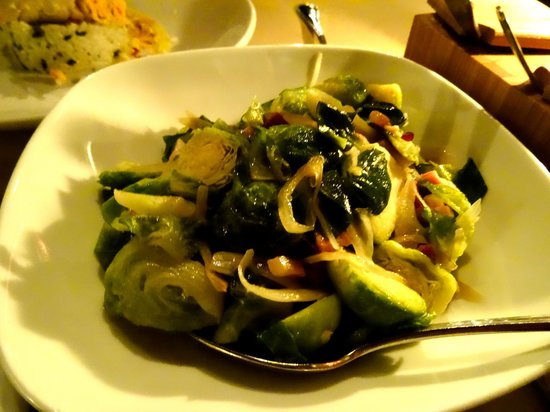Mombo: Brussel Sprouts
