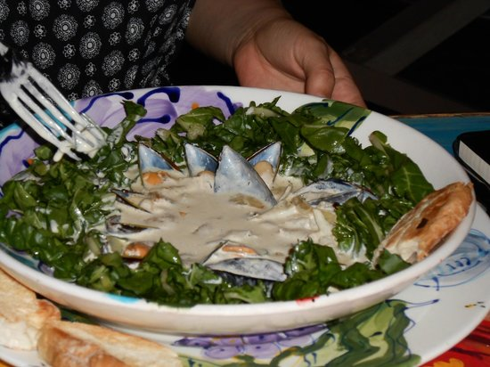 Cocomo Restaurant: Mussels