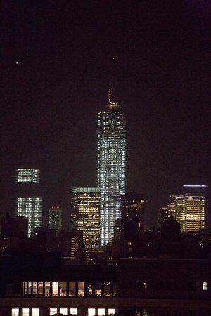 Hampton Inn Manhattan-Chelsea: Виды из окна номера ...
