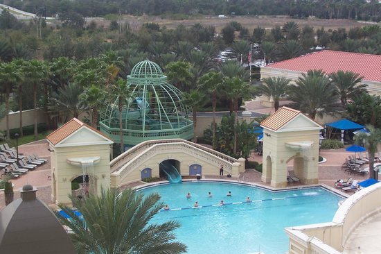 Parc Soleil by Hilton Grand Vacations: Beautiful Pool