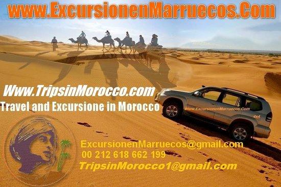 Merzouga Morocco Tours: trips in morocco
