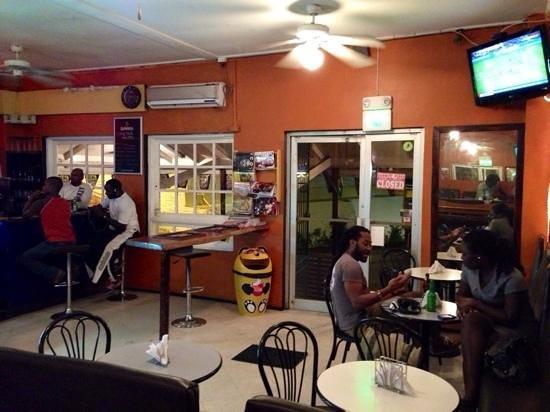 Ciao Cafe' Italian Gelato & Bar: Ciao Cafe