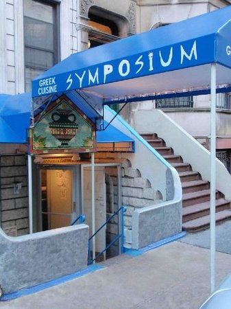 Symposium Greek Restaurant