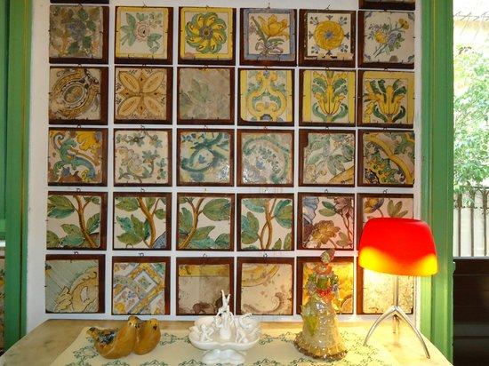 Museum of tiles Stanze al Genio : Sala Neoclassica