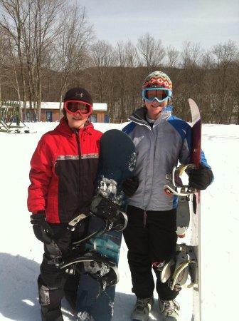 Winterplace Ski Resort: Perfect day
