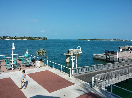 Margaritaville Key West Resort & Marina: View from balcony