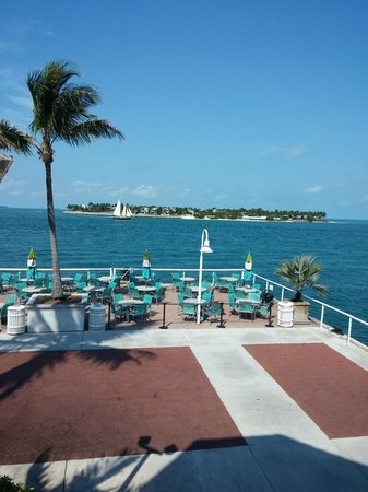 The Westin Key West Resort & Marina: View from balcony