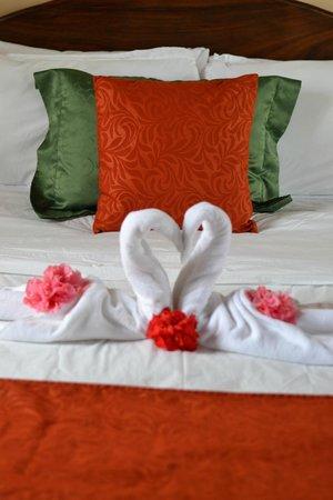 Hotel Campo Verde: Bed