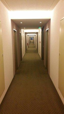 Mercure Hotel Stuttgart Böblingen: 4 sterne Flur