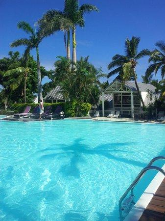 Grand Hotel des Mascareignes: piscine