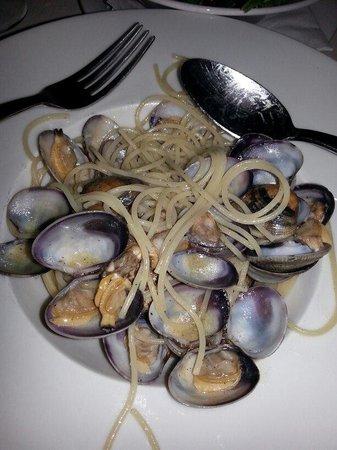Antica Besseta: Spaghetti Vongole