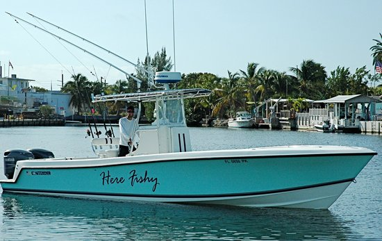Here Fishy Charters