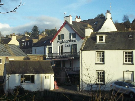 the Highlander Inn