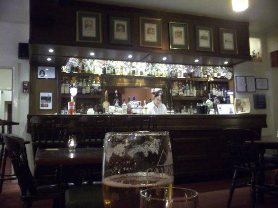 Highlander Inn: one of the greatest whisky bars