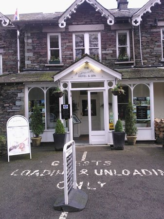 The Wordsworth Hotel and Spa: The Wordsworth Hotel