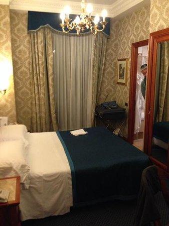 Barberini Hotel: More than adequate room