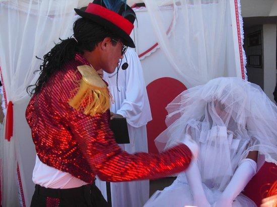 GR Caribe by Solaris: wedding