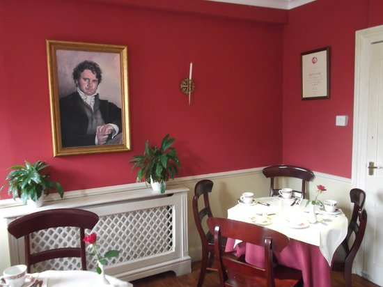 The Regency Tea Rooms: ...With Mr Darcy