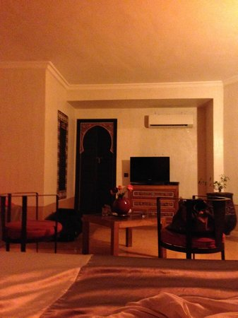 Villa Catherine : notre chambre