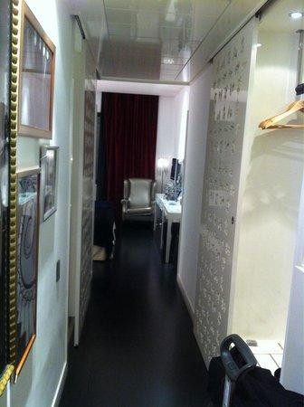 Hotel Vincci Via 66 : Room lobby