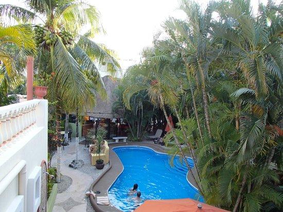 Hotel Aventura Mexicana: adult pool