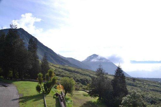El Crater Hotel : Incredible View