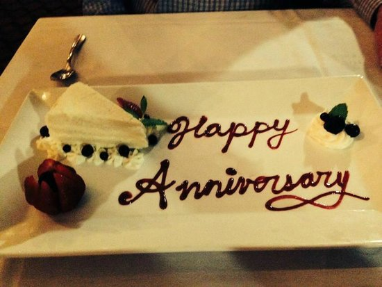 Gaido's: Complimentary anniversary dessert
