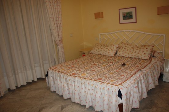 Hotel RF San Borondon : room