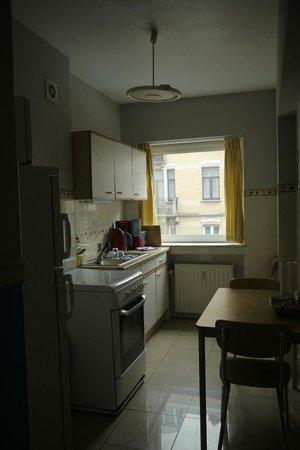 Residence Bara : kitchen