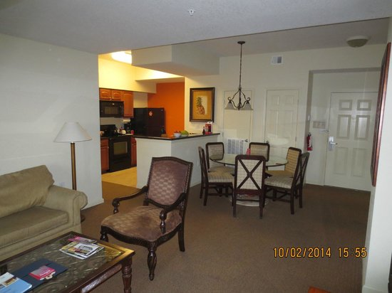 Lake Buena Vista Resort Village & Spa : Dining Area