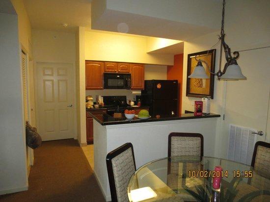 Lake Buena Vista Resort Village & Spa : Kitchen