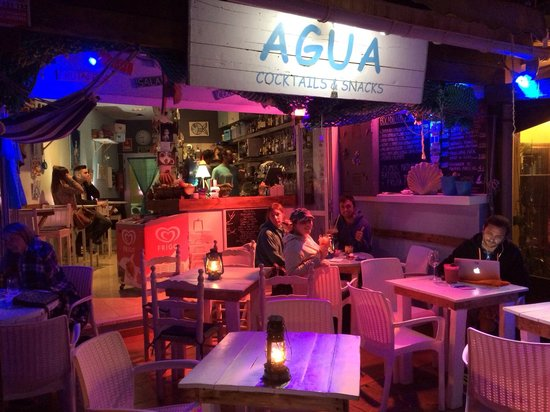 Agua: Great cocktails