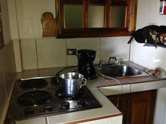 Hotel Costa Verde : kitchen