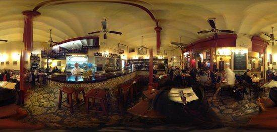 Restaurante La Boveda : 360 degree view of La Boveda