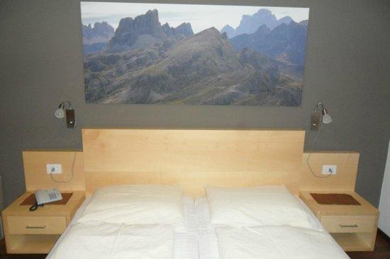 Camera da letto - Picture of Hotel Gissbach, Brunico - TripAdvisor