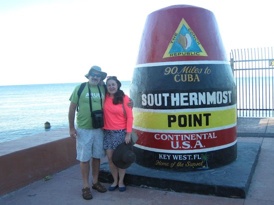 Southernmost Point : We did it!