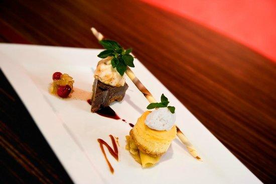 Sterling Inn & Spa: AG Dessert Trio
