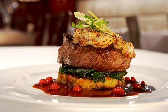 Sterling Inn & Spa: AG Signature Beef Tenderloin
