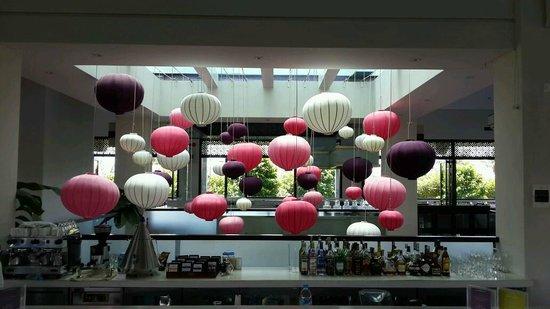 Fusion Maia Da Nang: The restaurant/bar