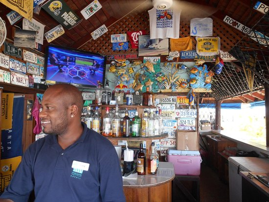 White Sands Negril: bar