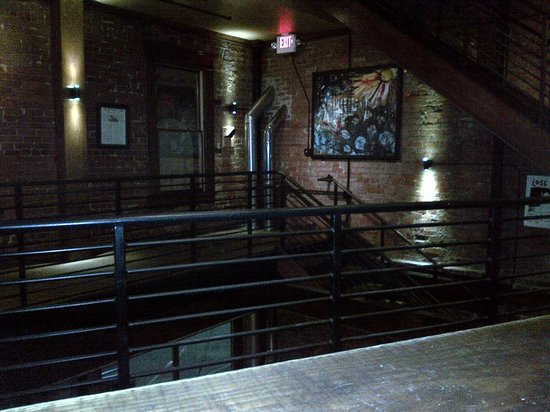 The Terminal Brewhouse: Staircase of the Terminal