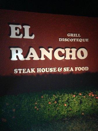 Barcelo Tambor: Reservation Restaurant